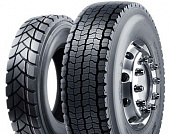Фото 13R22.5 X WORKS HD D TL 156/151K VG Michelin (польша)